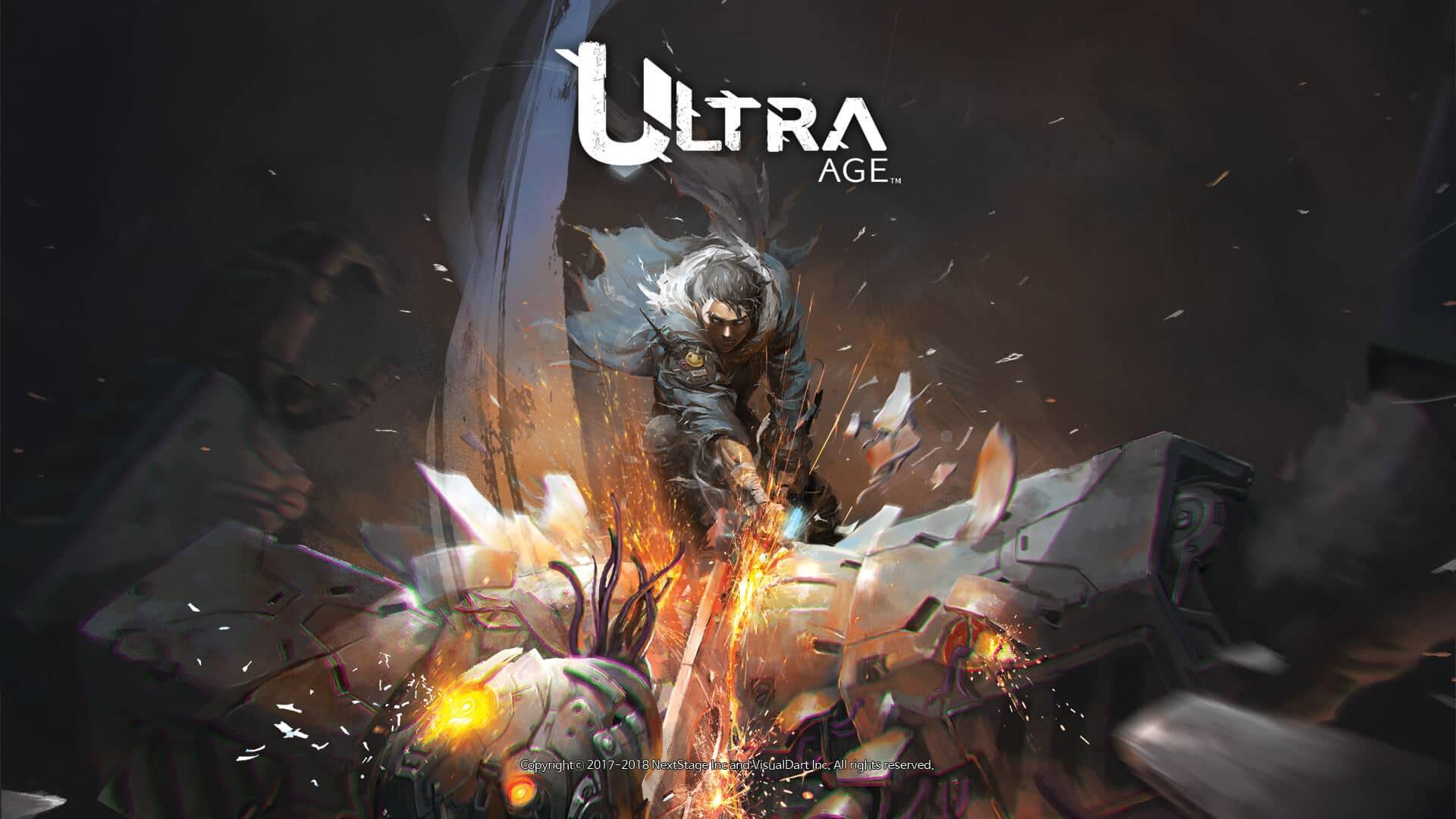 Anuncian nuevo juego para PS4: Ultra Age