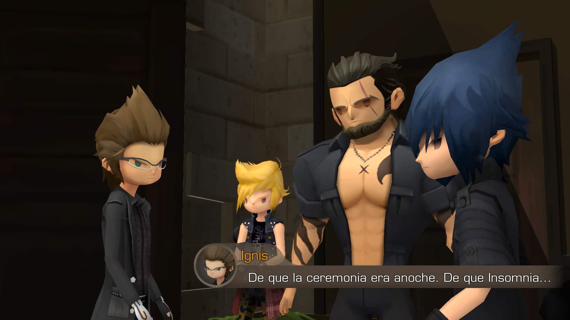 Final Fantasy XV: Pocket Edition HD | Review