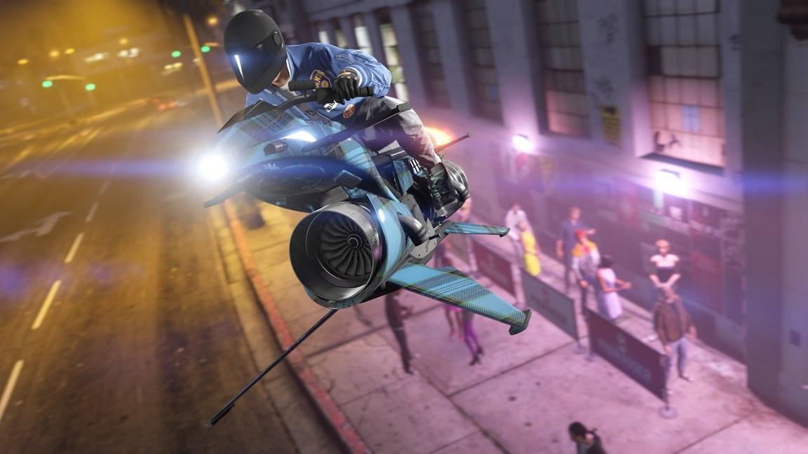 GTA Online - 9 4 2018 - Livery 1-GamersRD