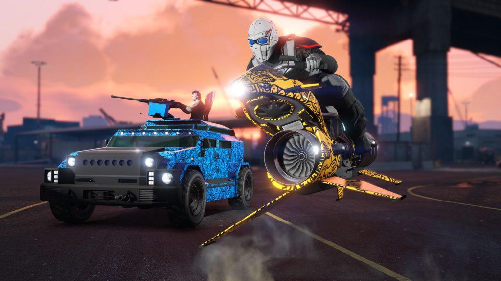 GTA Online - Liveries -GamersRD