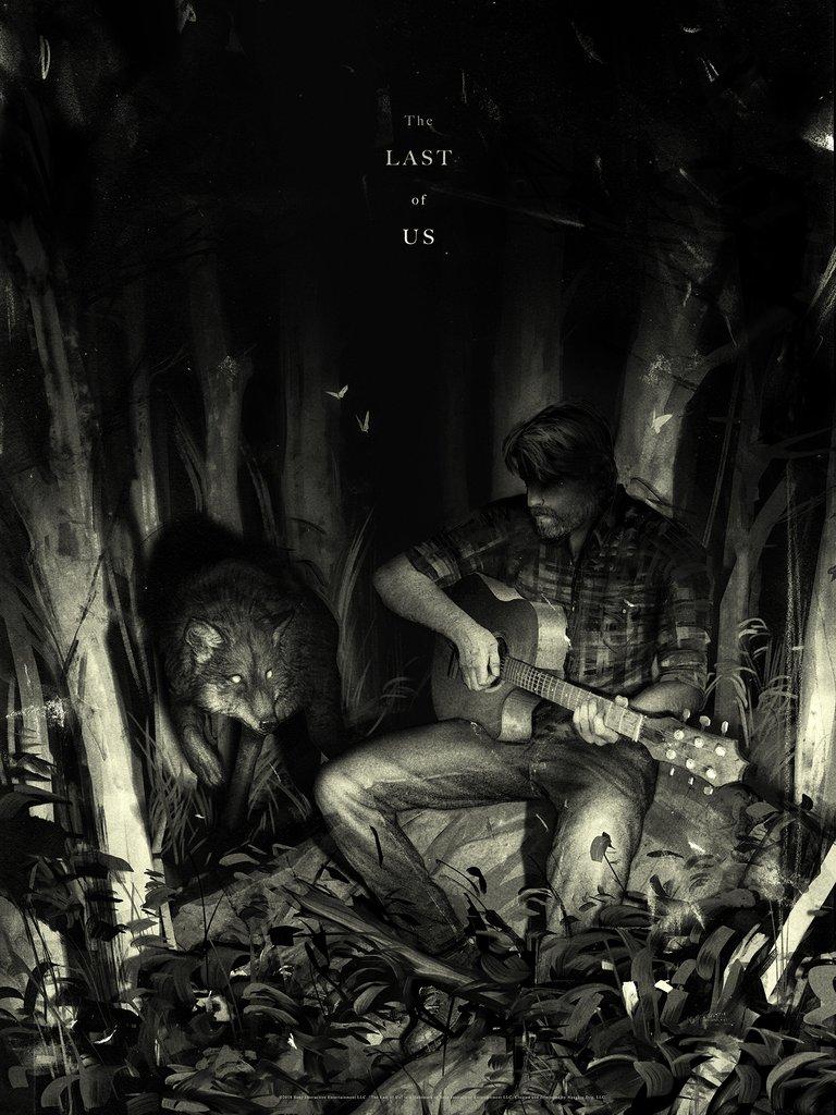 The Last of Us Part 2 muestra una ilustración de Joel