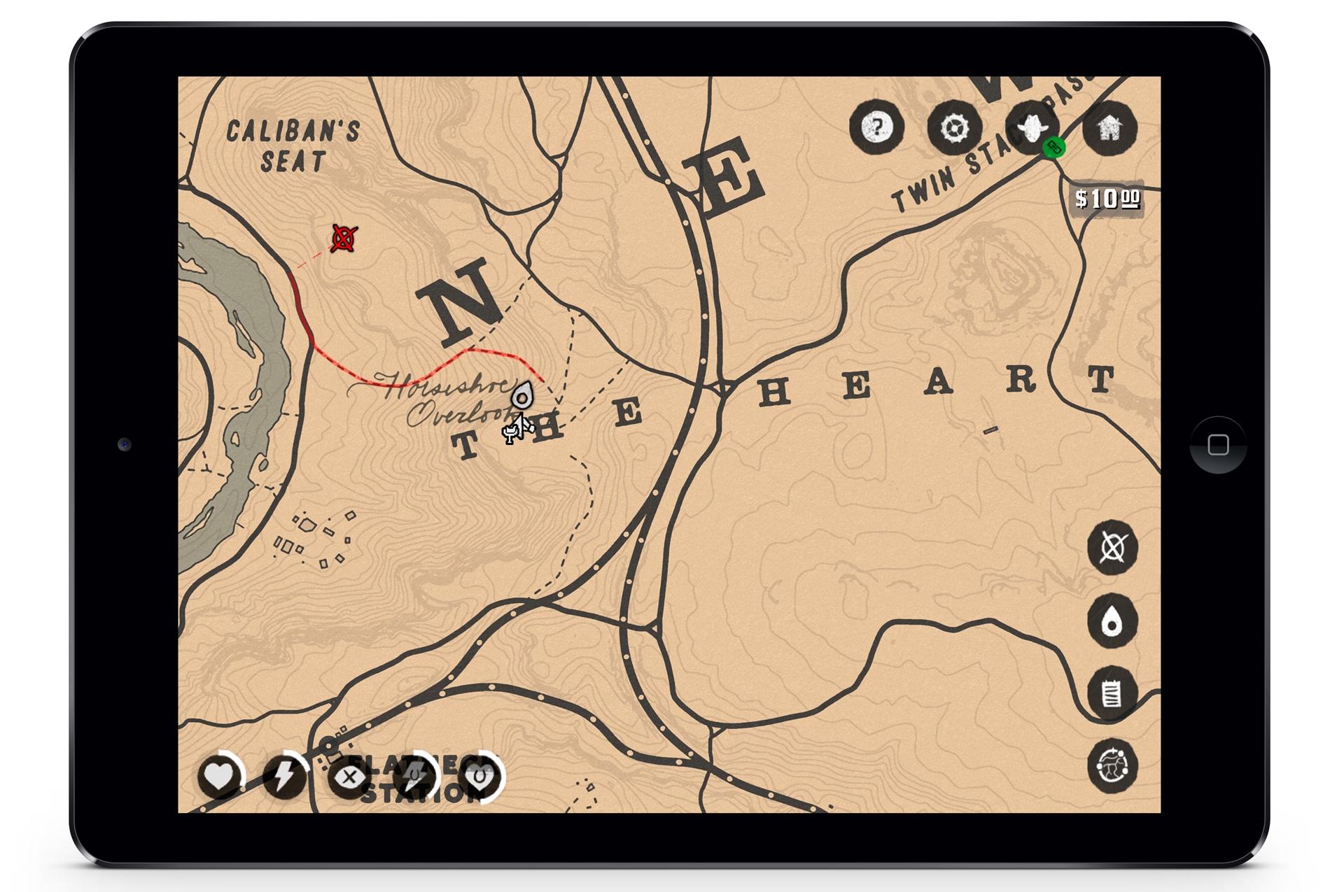 La aplicación Red Dead Redemption 2 Companion se lanzará este viernes
