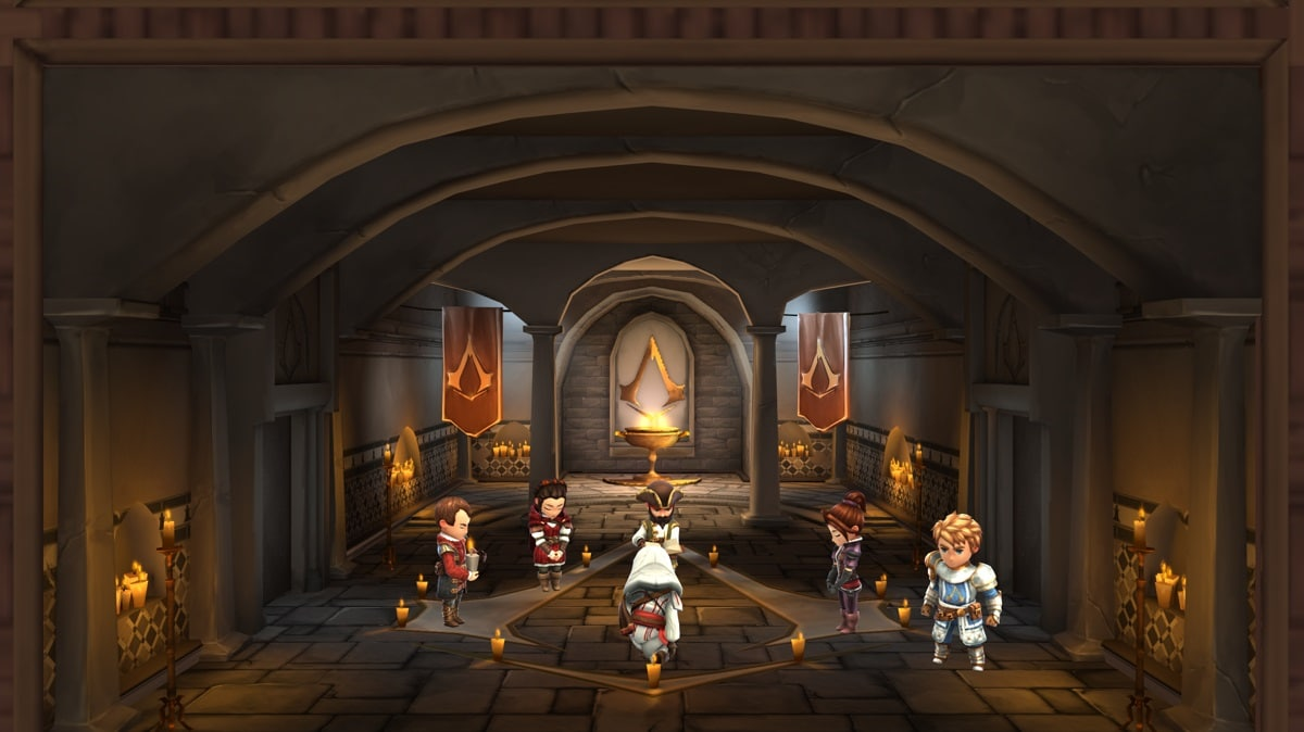 Assassin's Creed Rebellion estará disponible para iOS y Android el 21 de Noviembre-1-GamersRD