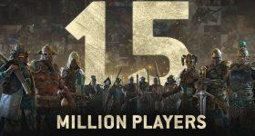 FOR HONOR- 15 MILLONES DE JUGADORES-GAMERSRD
