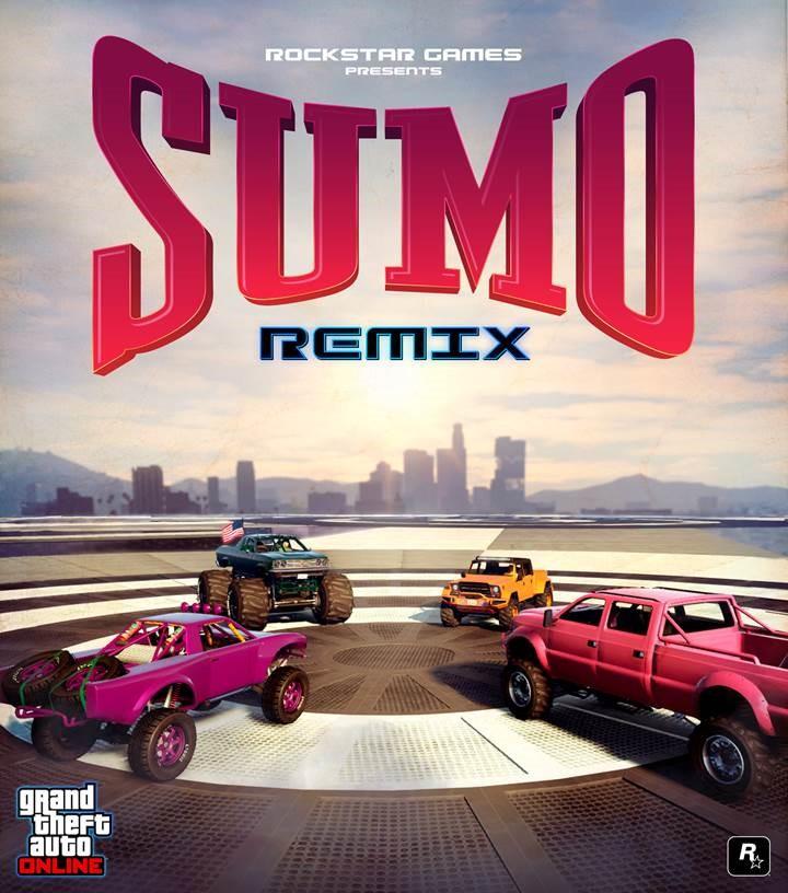 GTA ONLINE-SUMO REMIX-GAMERSRD