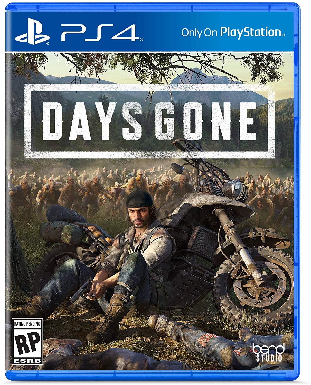 Revelan el arte de portada oficial de Days Gone