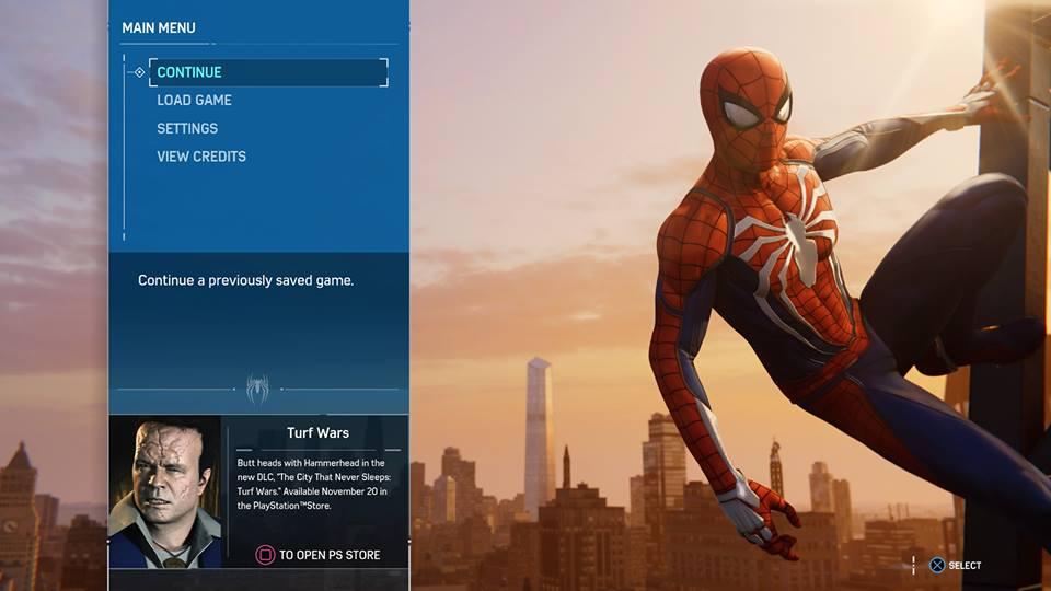 Marvel's Spider-Man DLC Turf Wars -gAMERSrd