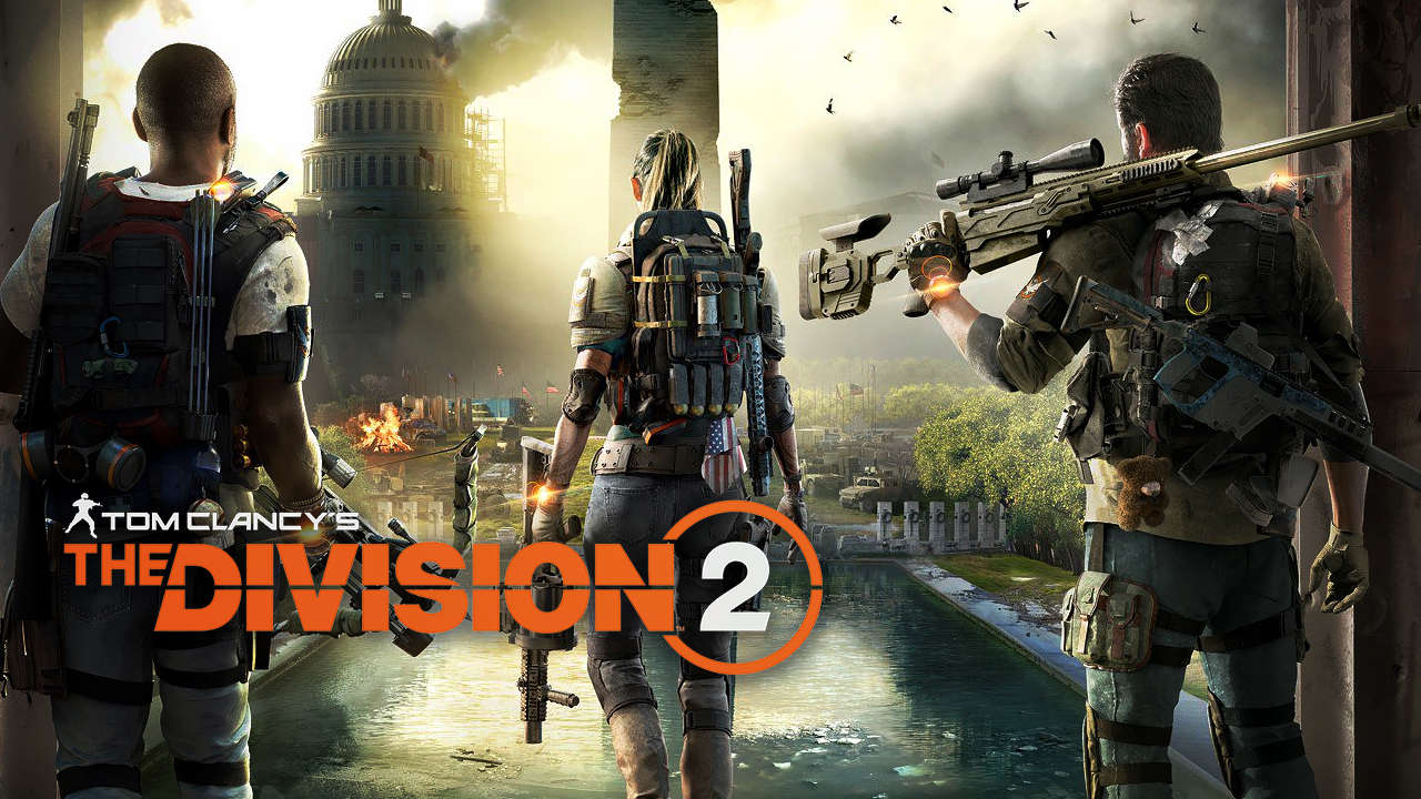 Ubisoft, The Division 2, The Division, Epic Games Store, Steam