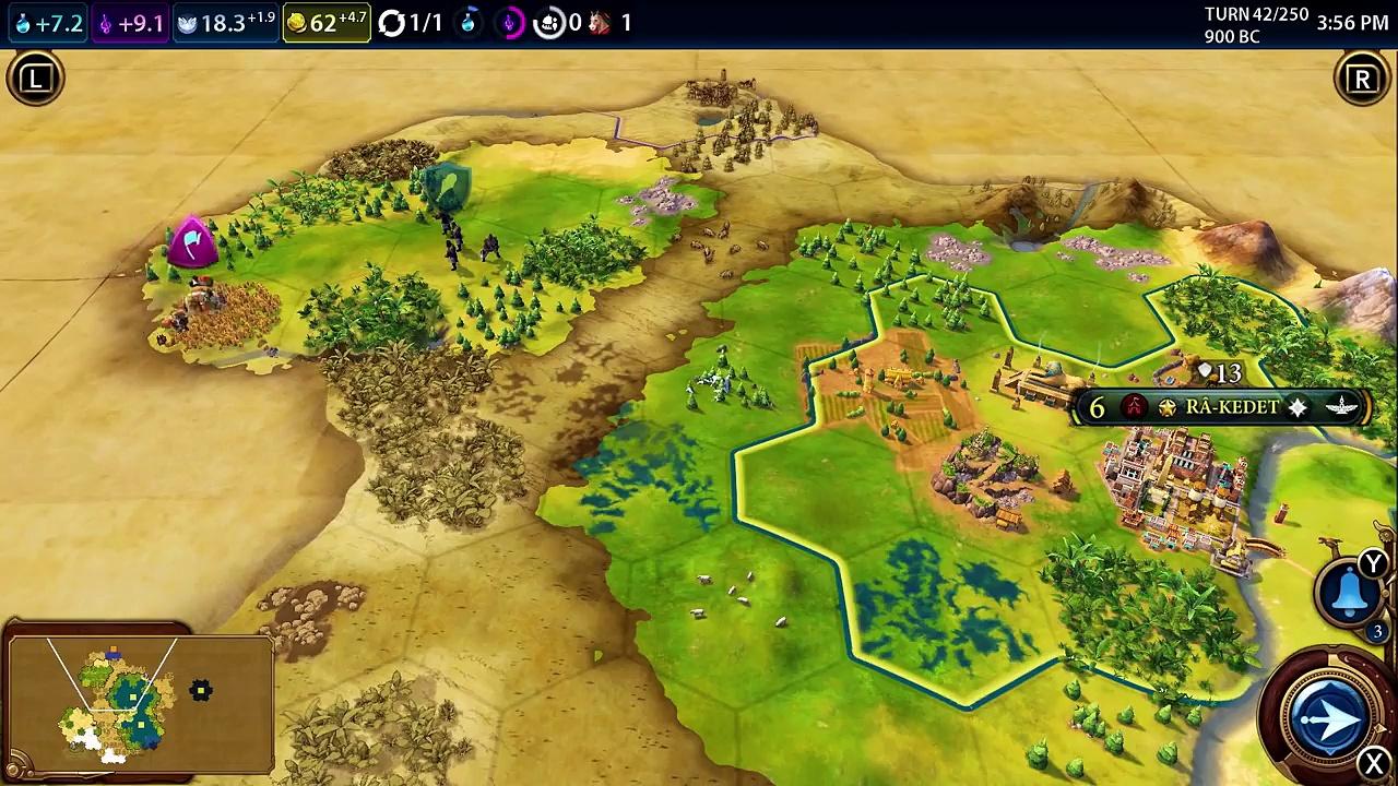 Civilization VI Switch | Review