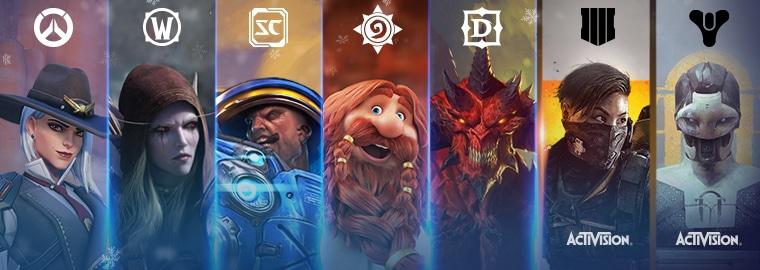 Ahorros de la época de fiestas en Battle.net de Blizzard Entertainment-GamersRD