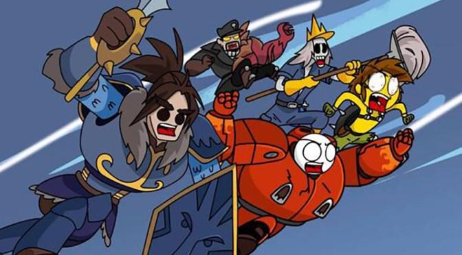 Heroes of the Storm de la serie animada Vete a la Versh-GamersRD