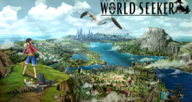 ONE PIECE World Seeker, Bandai Namco, gameplay