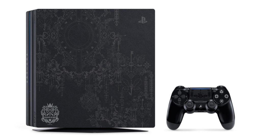 PS4 Pro de Kingdom Hearts 3 -1-GamersRD