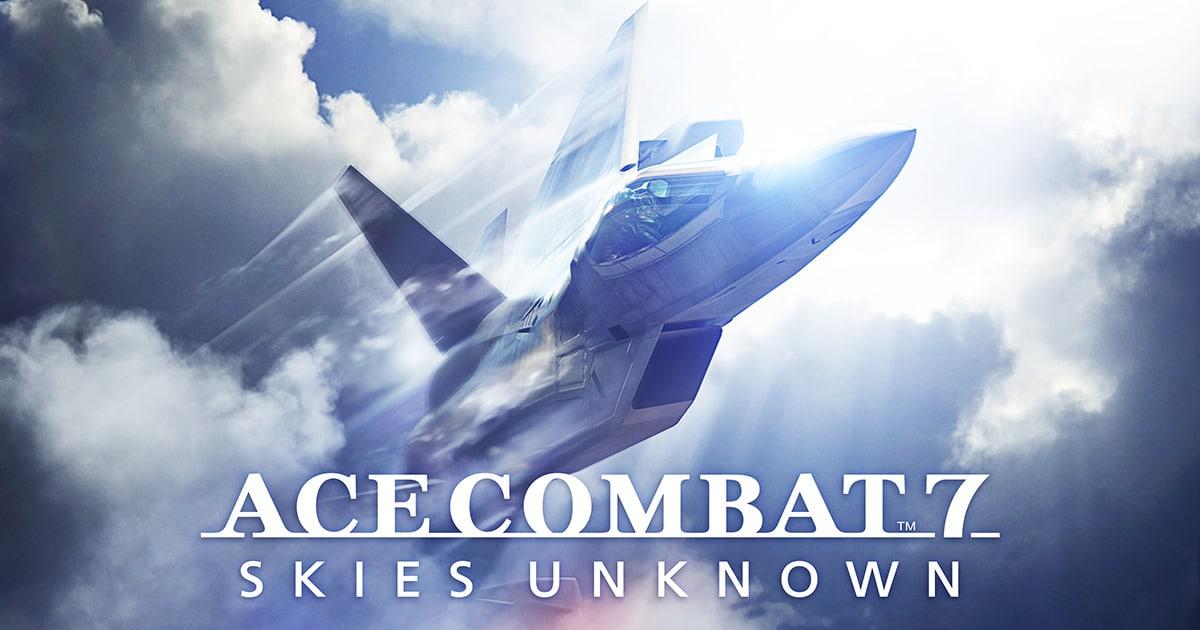 "Ace Combat 7: Skies Unknown obtiene el DLC ""Cutting-Edge Aircraft Series"" para celebrar el 25 aniversario, GamersRD"