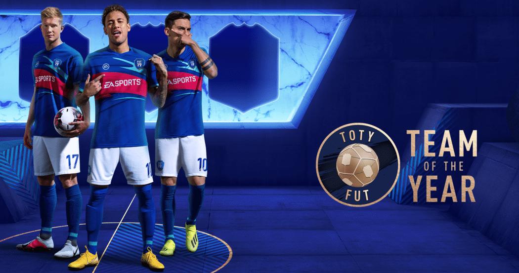 FIFA 19, TOTY, FIFA, Playstation 4, Xbox One, PC