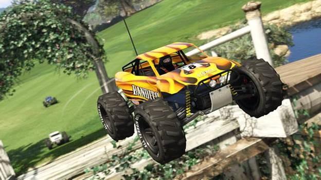 GTA Online, RC Bandito, Rockstar Games, PS4, PC, Xbox One, Gamersrd