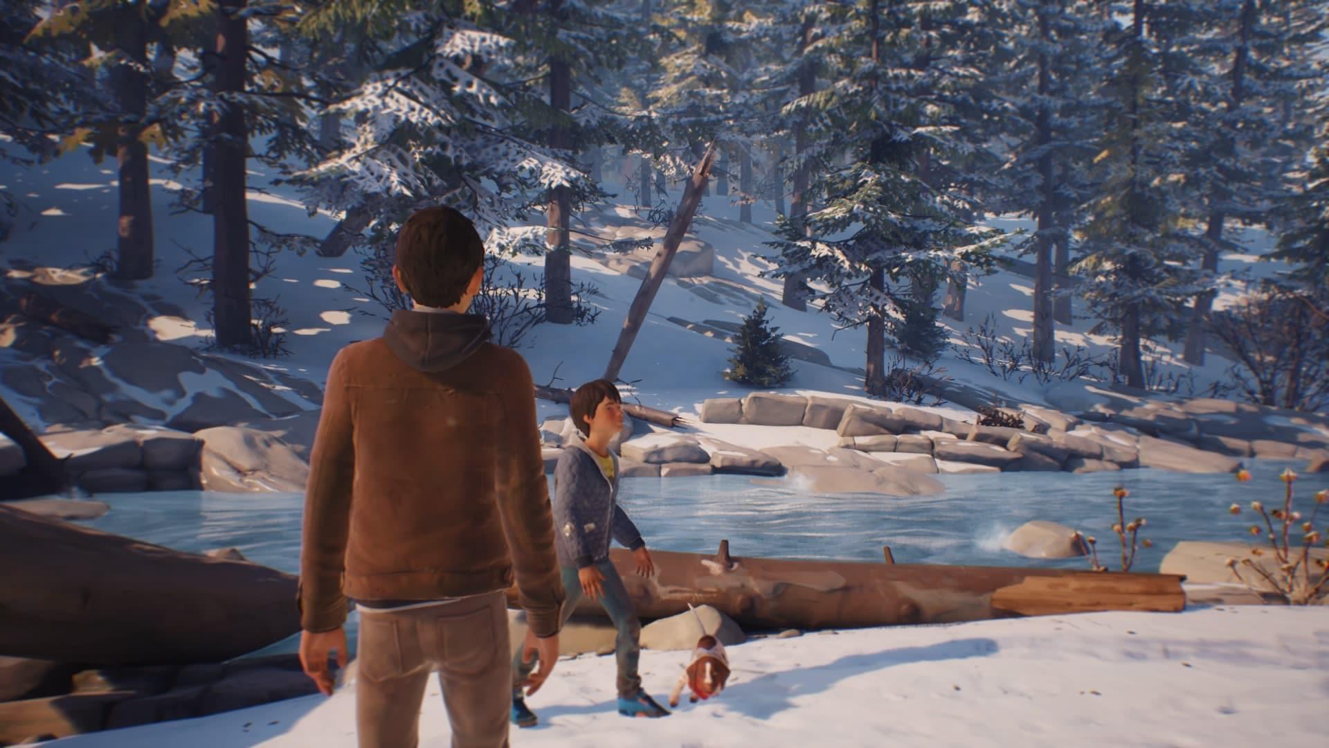 Life is Strange 2, Square Enix, Dontnod Entertainment, PS4, Xbox One, PC