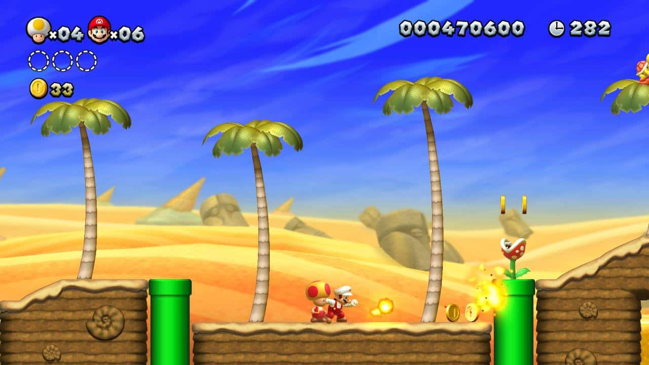 New Super Mario Bros. U Deluxe, Nintendo, Nintendo Switch, Review, 5,GamersRD