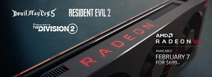 Radeon VII -AMD-JUEGOS GRATIS, GAMERSRD