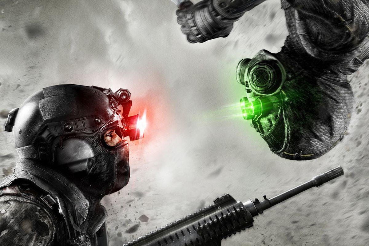 Tom Clancy,Ubisoft,Splinter Cell,Rainbow Six, Watch Dogs, Ghost Recon