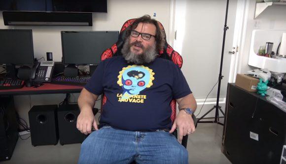 Jablinski Games,Jack Black,youtube,Stream,gaming