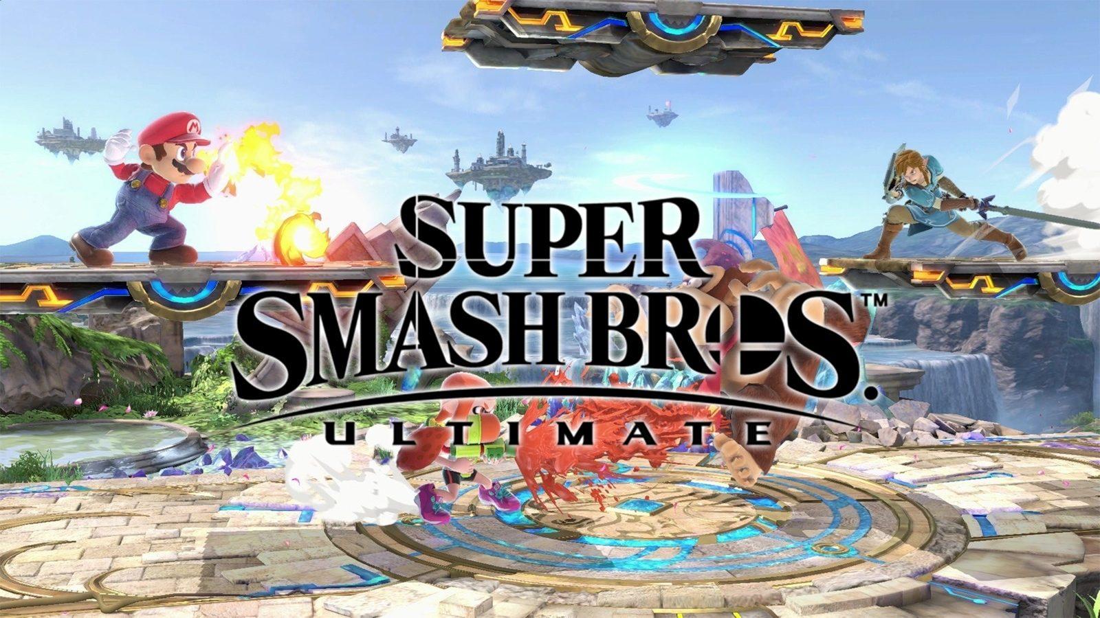 Hoy se revela el personaje final de Super Smash Bros Ultimate, GamersRD