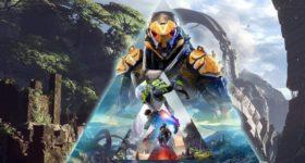 Anthem, EA, BioWare, PS4, Xbox One, PC