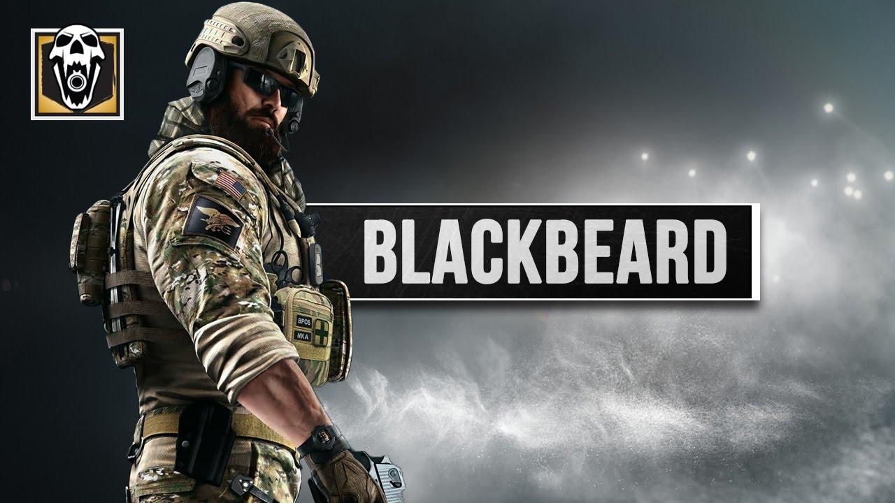 Univision,Blackbeard,Rainbow Six Siege, EE. UU. GamersRD