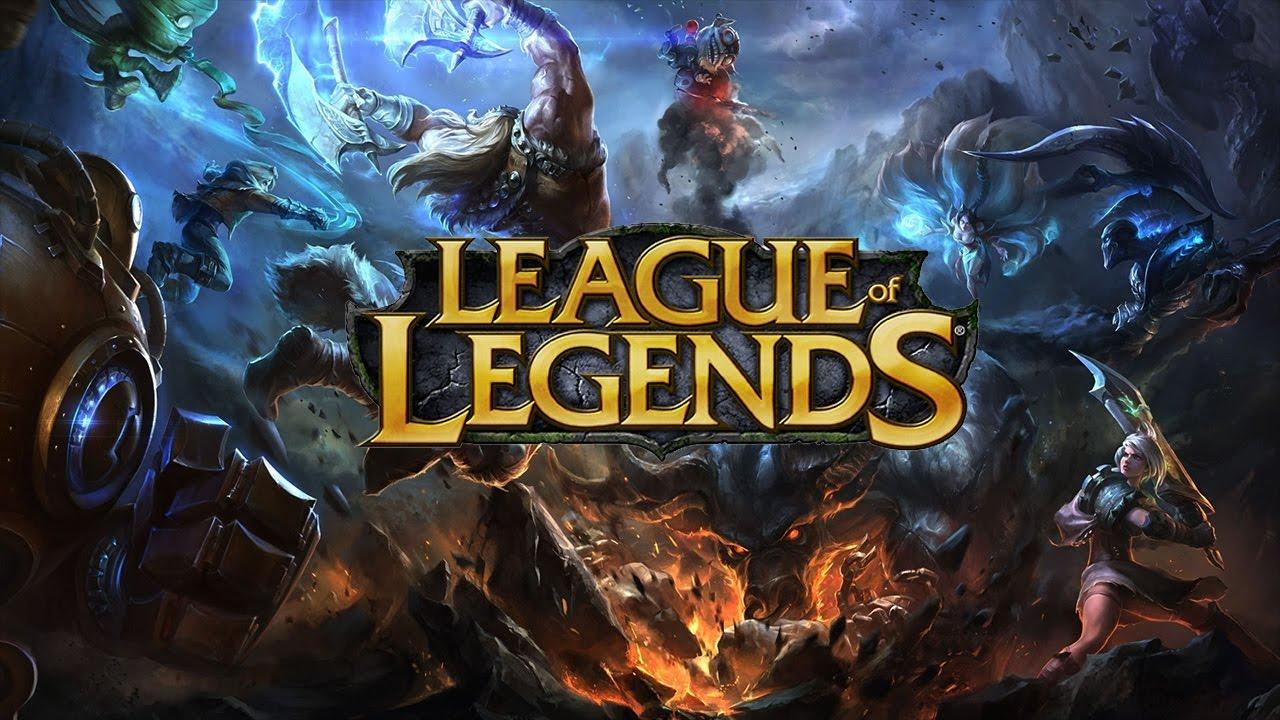 League of Legends - GamersRD