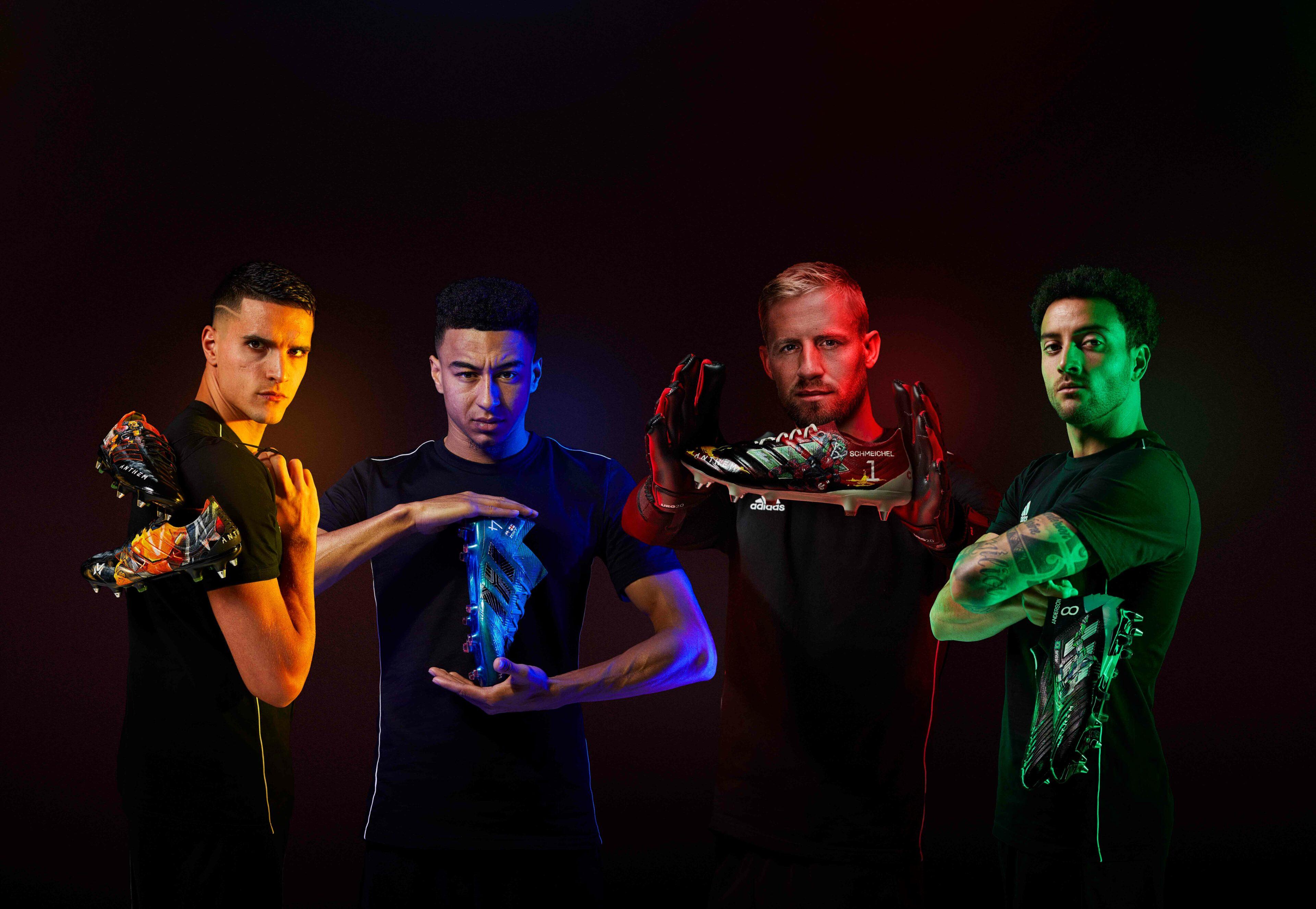 Javelin Boot Group Shot, Anthem, Premier League, Ea, GamersRD