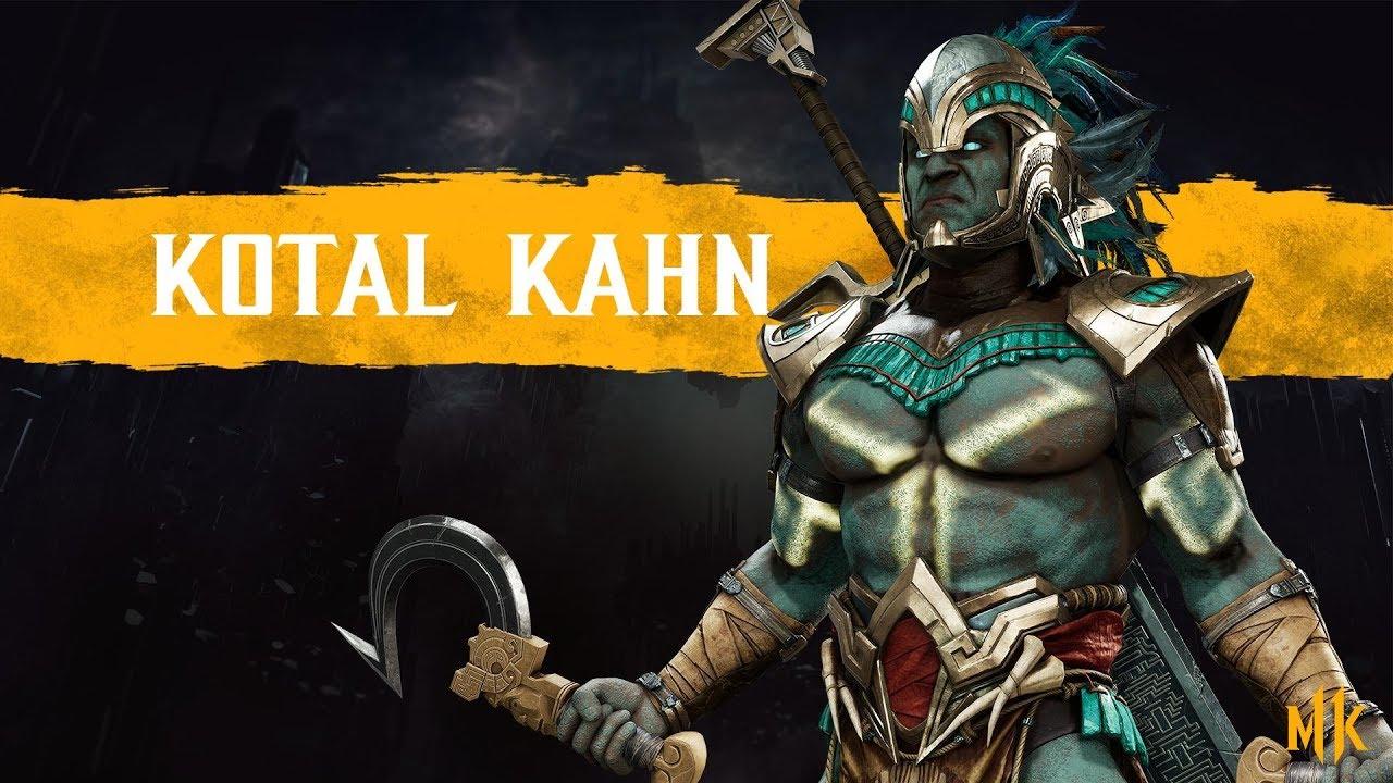 Mortal Kombat 11 – Official Kotal Kahn Reveal Trailer, GamerSRD
