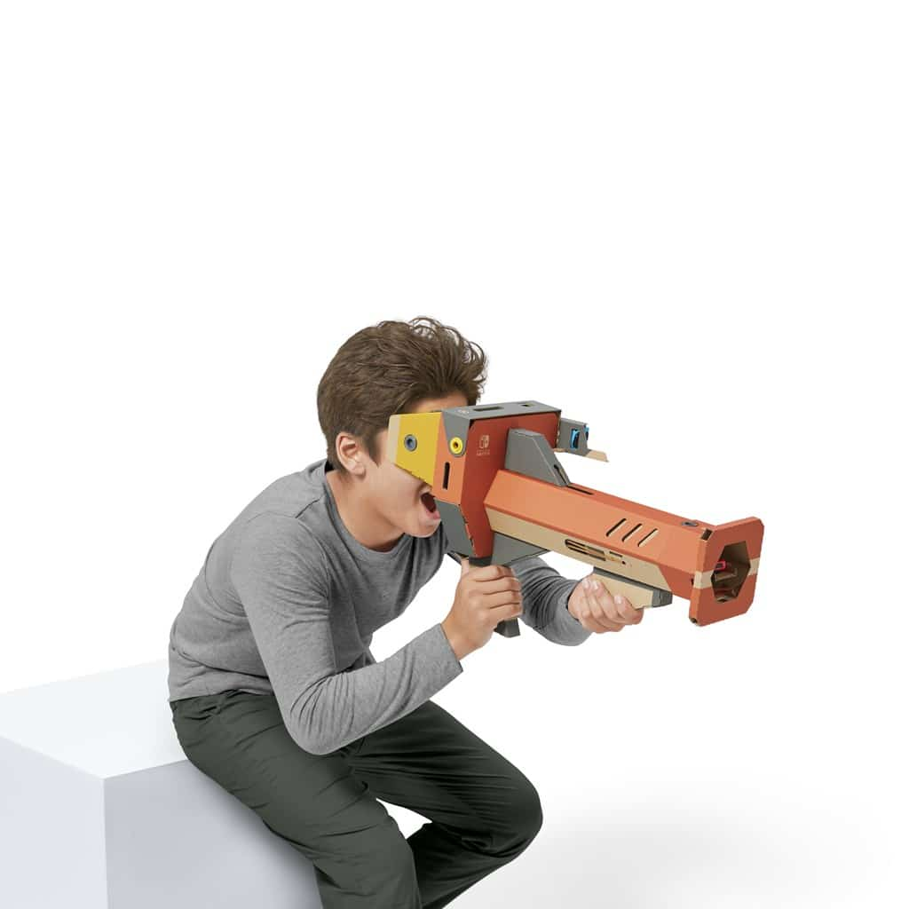 Nintendo Labo VR Kit, nintendo Switch, Nintendo, VR, 3,GamersRD