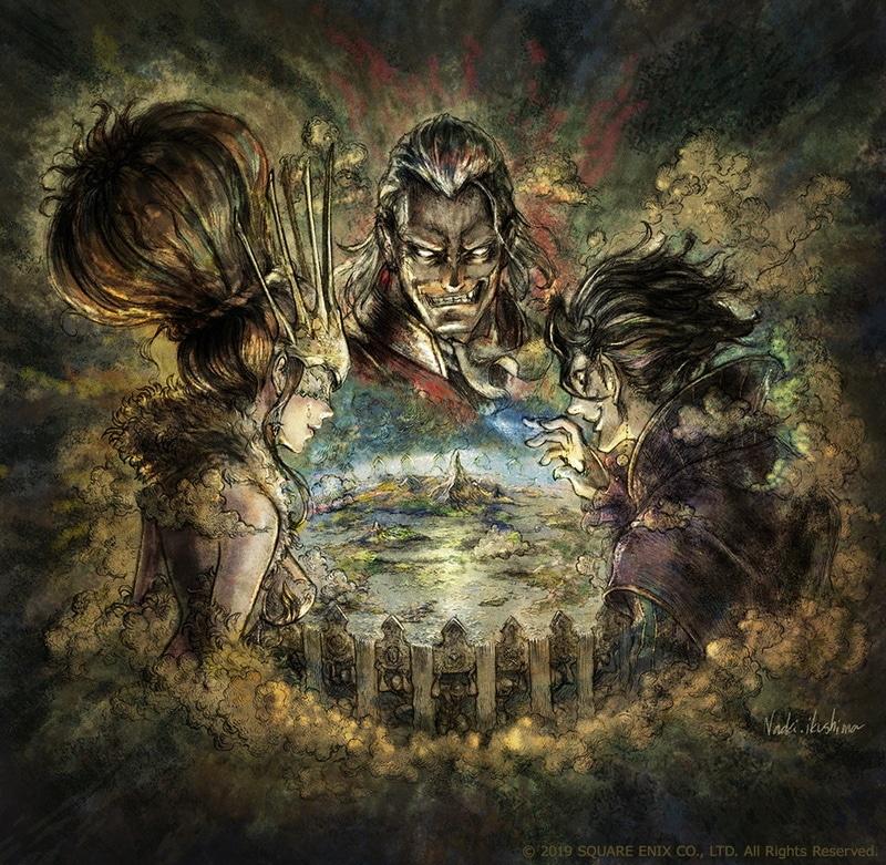 La precuela de Octopath Traveler tendrá tres historias diferentes