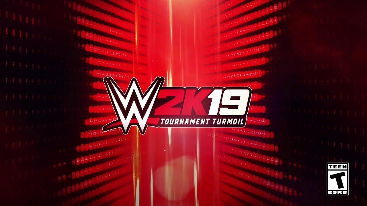 WWE 2K19 Tournament Turmoil, 2k gAMES, gAMERSrD