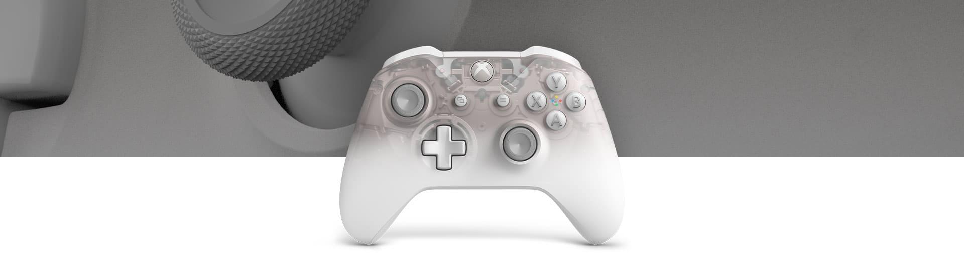 Xbox Phantom White Special Edition,Microsoft, GamersRD