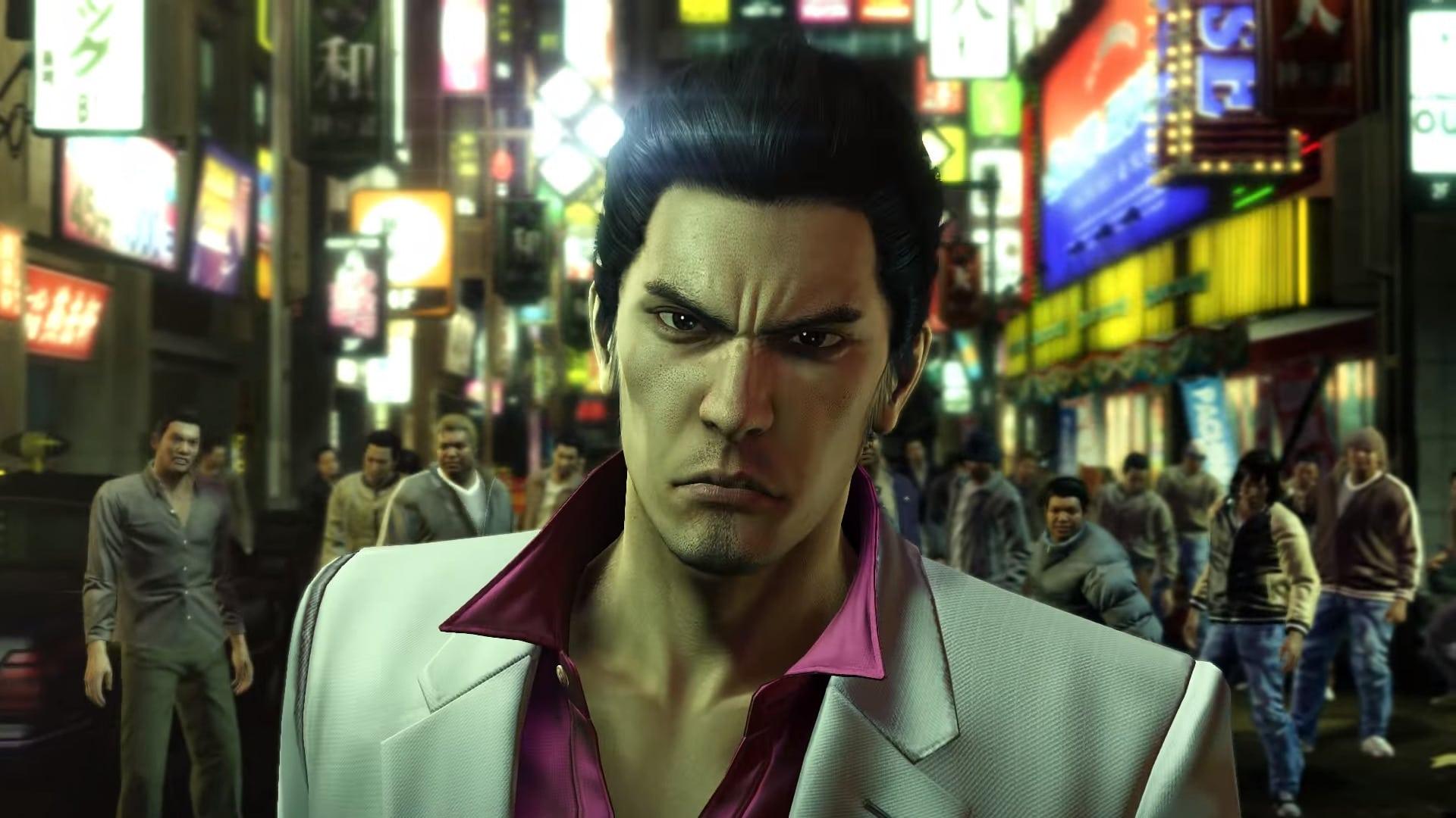 Yakuza 5 Remaster, ps4