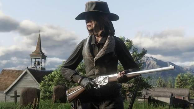 beta de Red Dead Online, Rockstar Games, PS4, Xbox One, 1,GamersRD