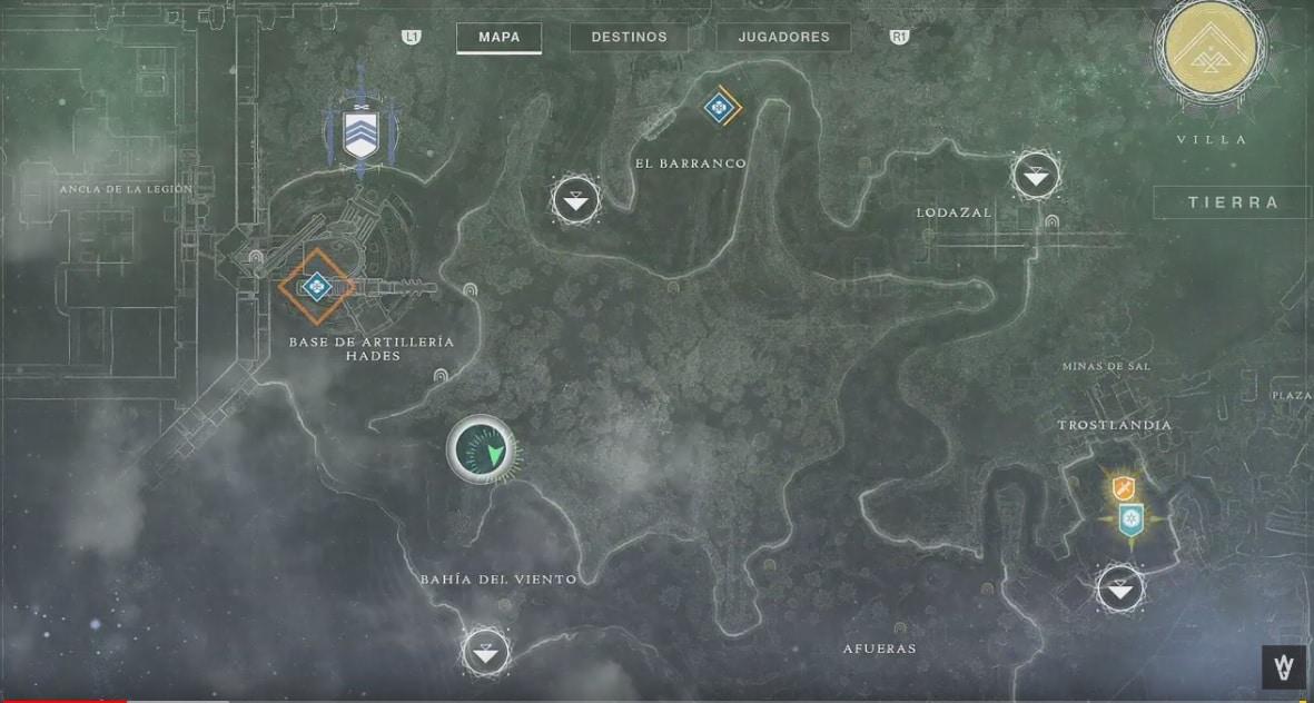inventario que nos trae Xur en Destiny 2 fecha del 22 de Marzo, GamersRD