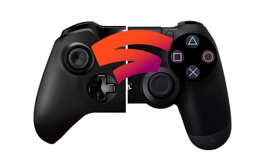 PS5, Xbox Scarlettt, Google Stadia, GamersRD
