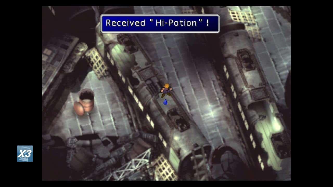 Final Fantasy VII Review Nintendo Switch