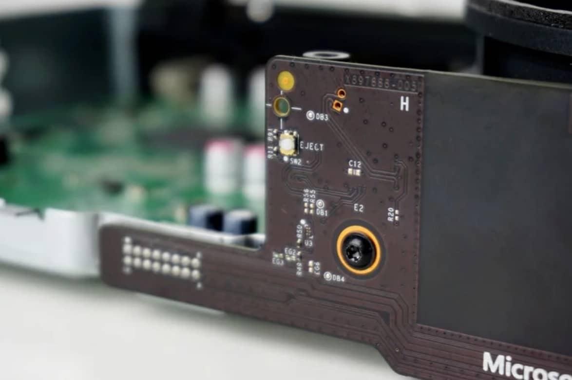 La Xbox One S All-Digital Edition trae puertos integrados ...