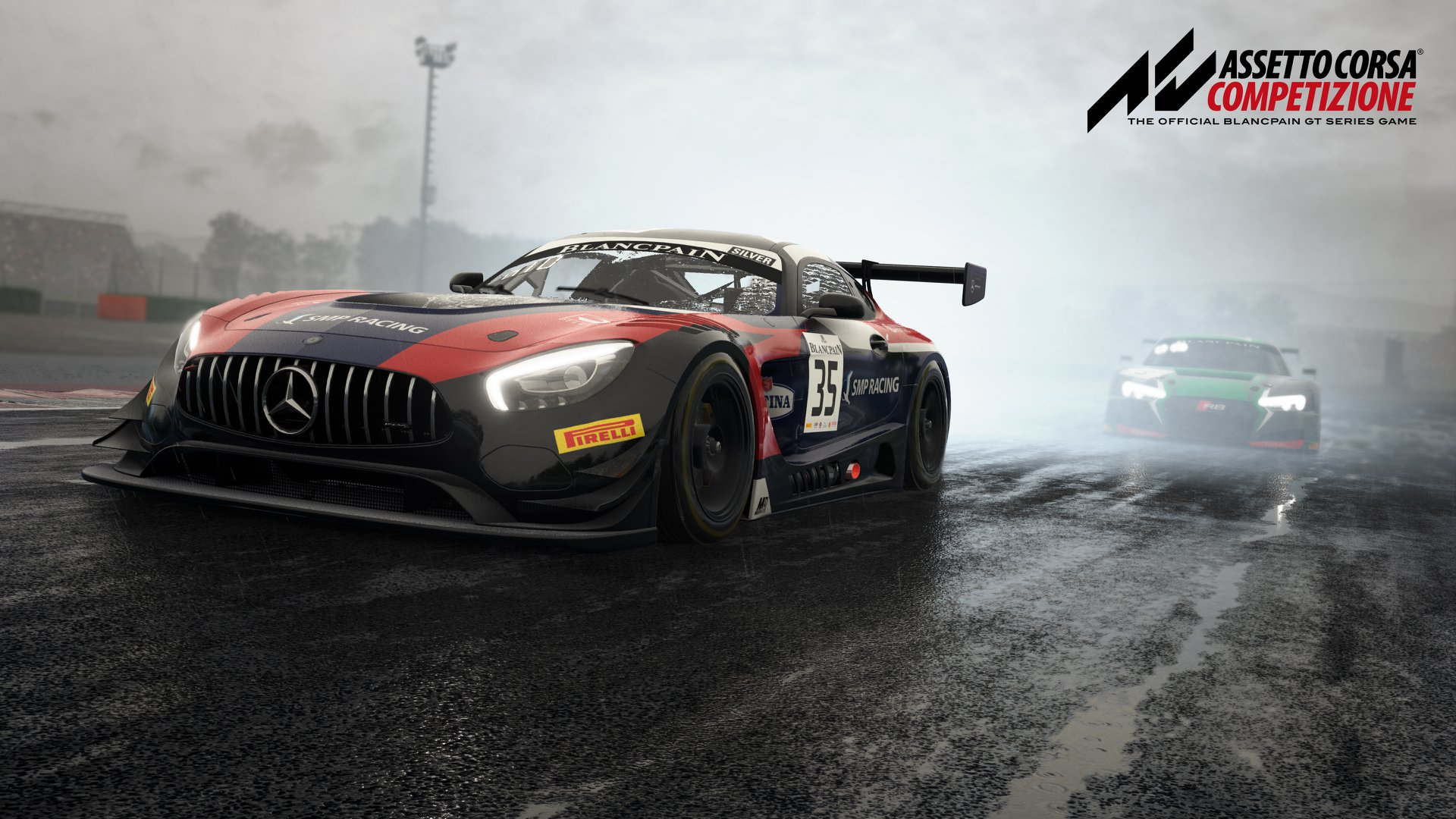 Assetto Corsa Competizione GamersRD