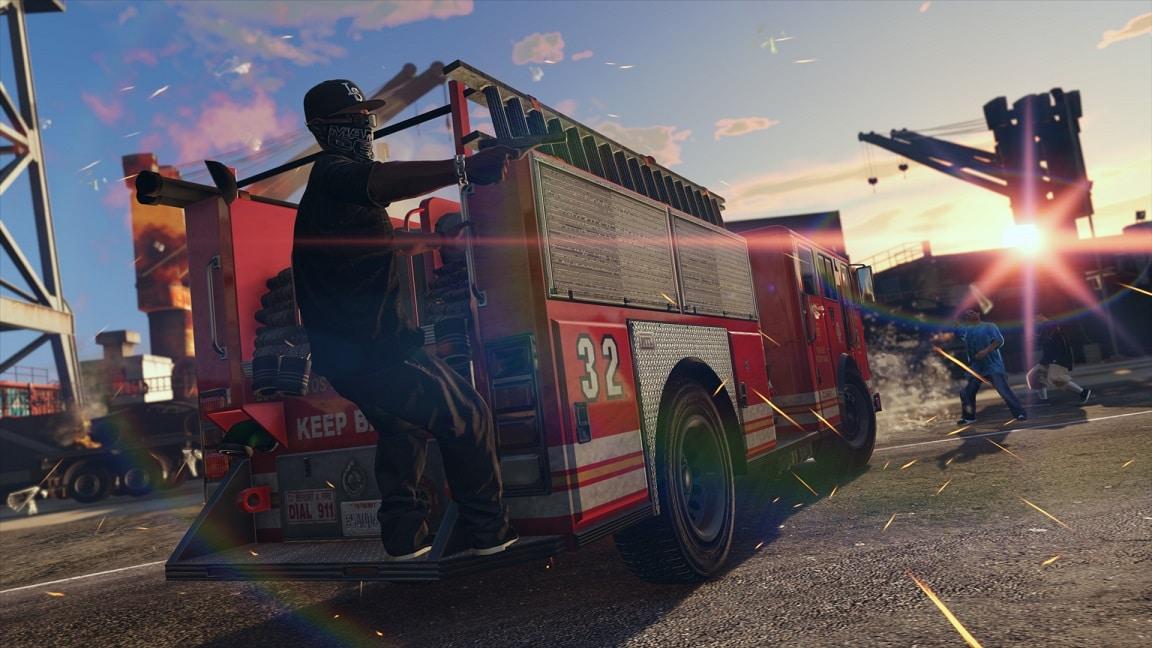 GTA Online -0- GamersRD