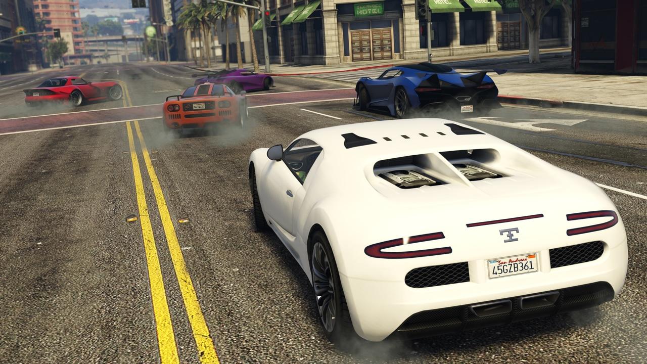 GTA Online -2- GamersRD
