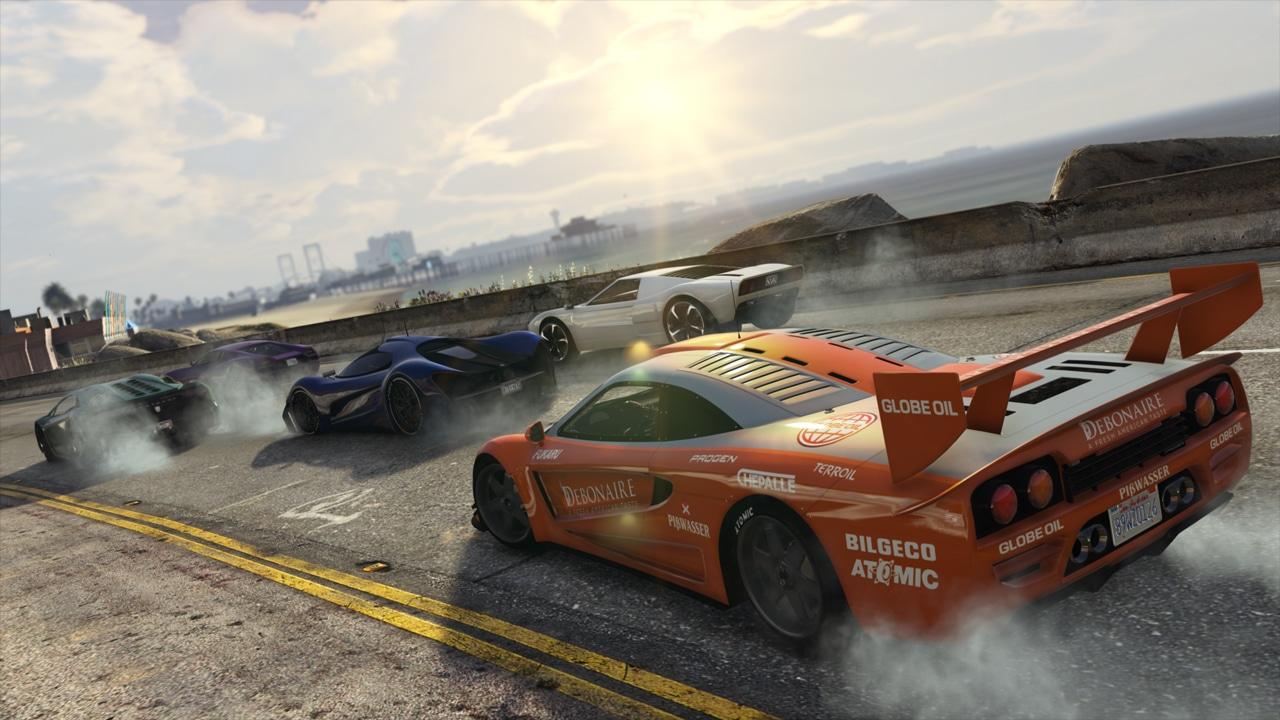 GTA Online ,GTA V, Rockstar Games, 1,GamersRD
