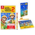 Super Mario Maker 2 tendrá en UK una edición especial