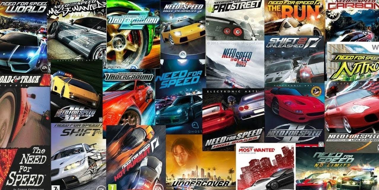 Los Mejores Need For Speed De Toda La Saga Aquí Nuestro Top 10