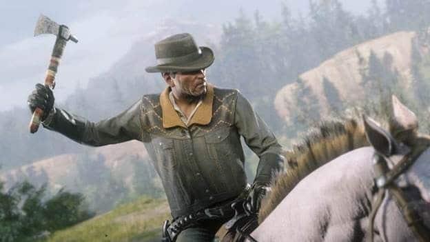 Red Dead Online, Rockstar Games, 0,GamersRD