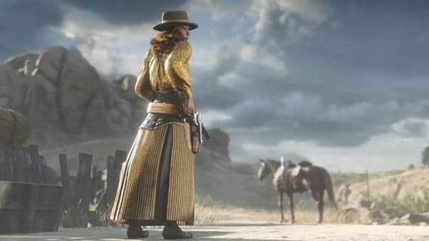 Red Dead Online, Rockstar Games, 3,GamersRD