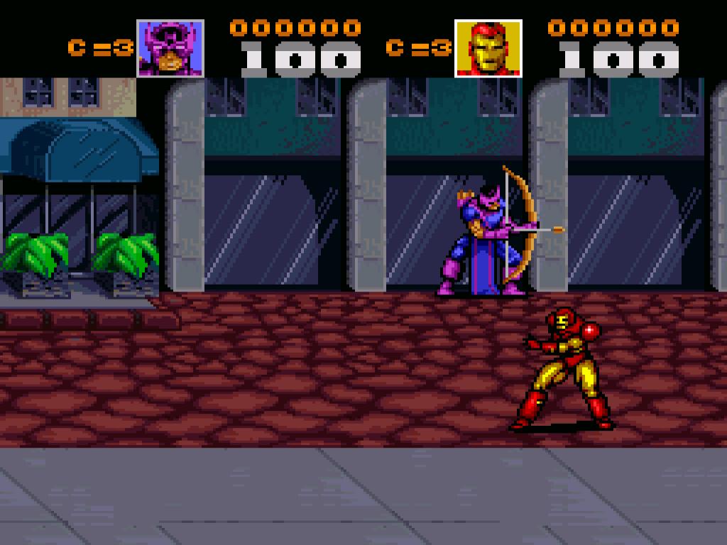 5 videojuegos basados en Avengers